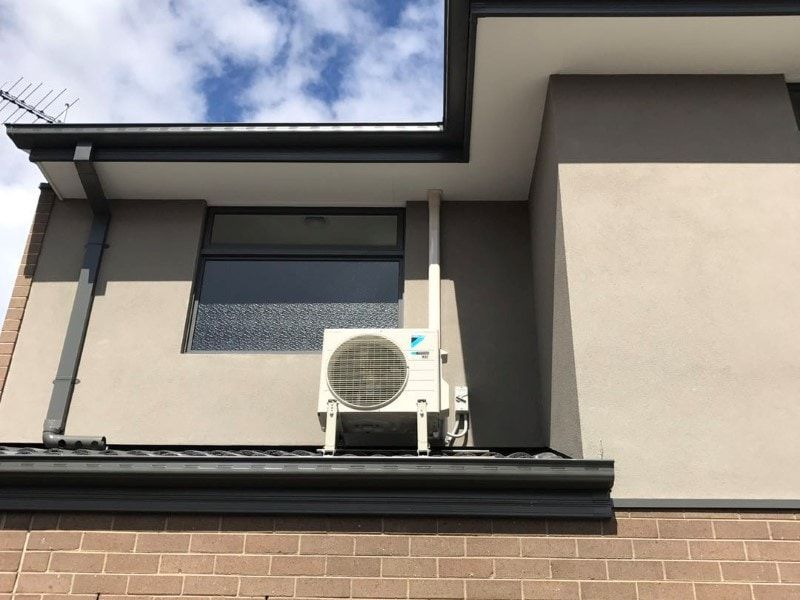 Daikin roof mounted