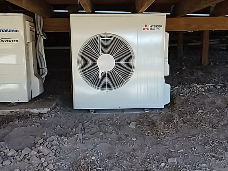 Mitsubishi Electric Under Deck