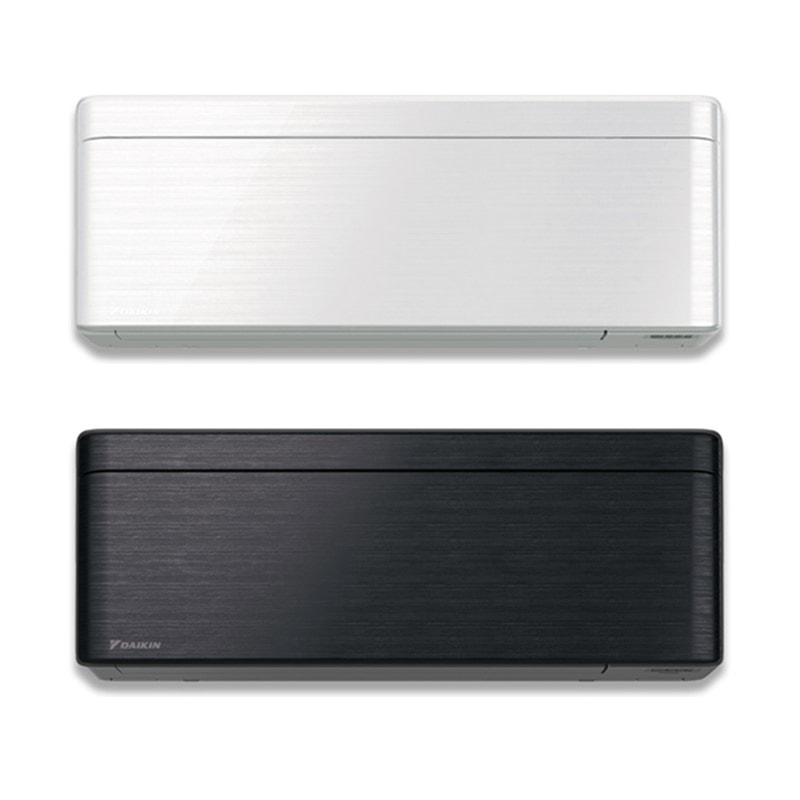 Daikin Zena White Black