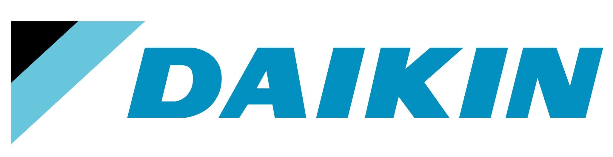 Daikin Logo Skinny Rapid Cold