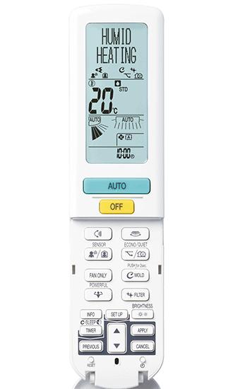 Daikin US7 Remote Controller